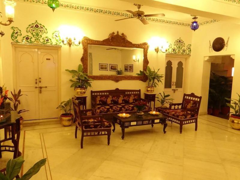 Jagat Niwas Palace - Hotel - 1