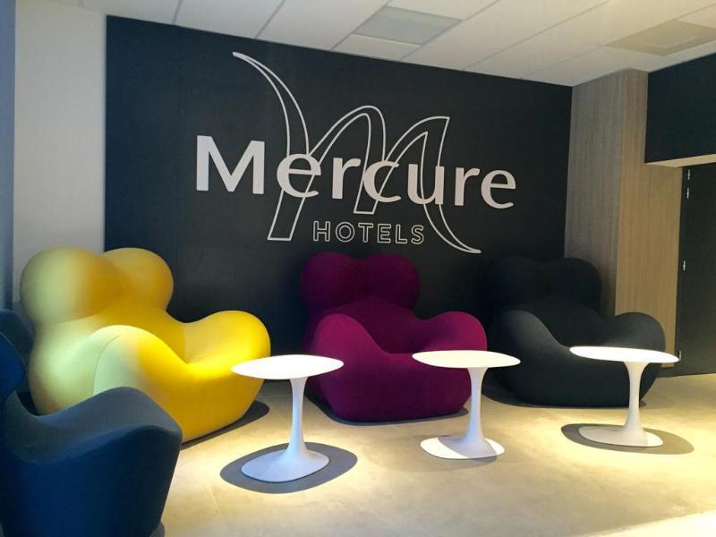 Mercure Paris Alesia - Hotel - 4