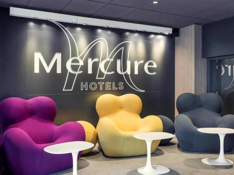 Mercure Paris Alesia - Hotel - 6