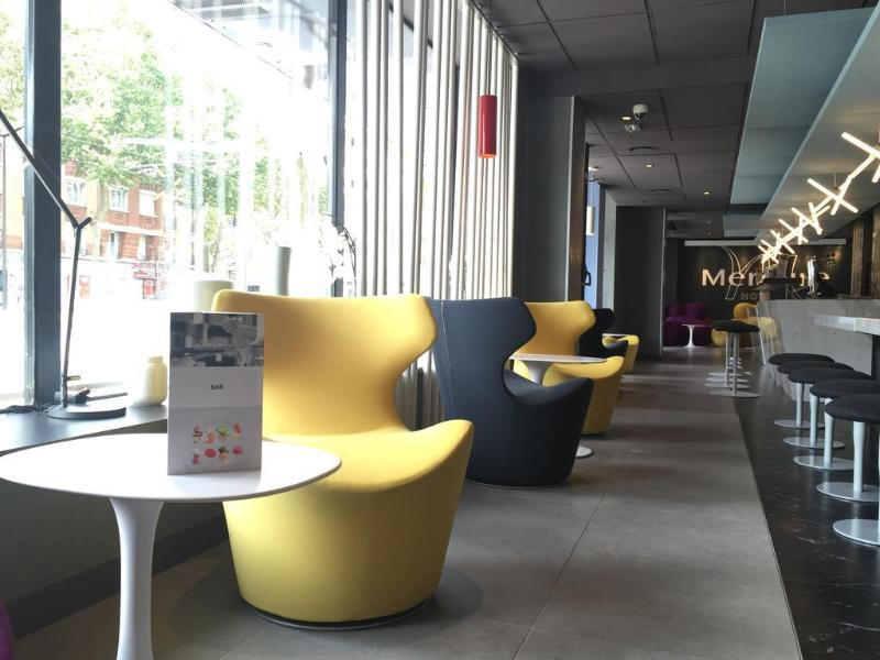 Mercure Paris Alesia - Bar - 2