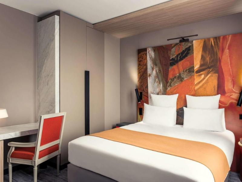Mercure Paris Alesia - Room - 11