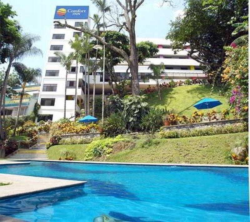 Pool Comfort Inn Cordoba