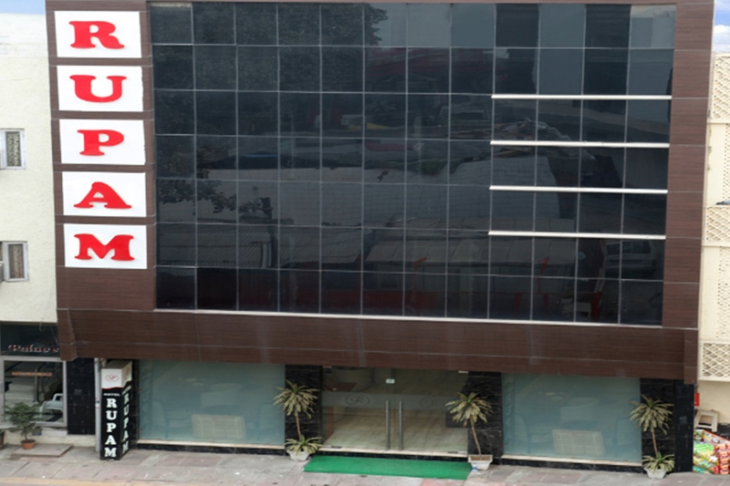 General view Rupam Hotel