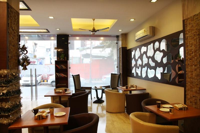 Lobby Rupam Hotel