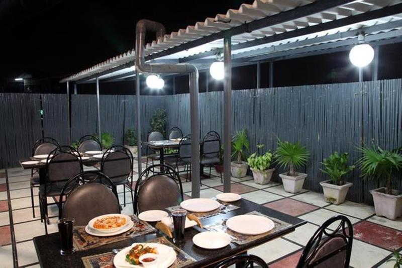 Restaurant Rupam Hotel