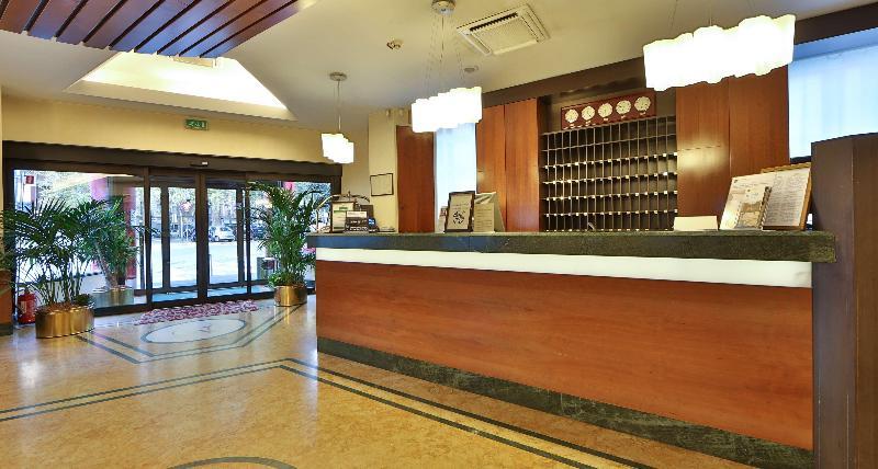 Lobby Best Western Hotel Mirage