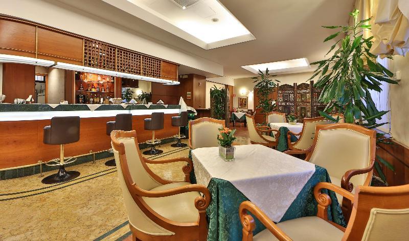 Restaurant Best Western Hotel Mirage