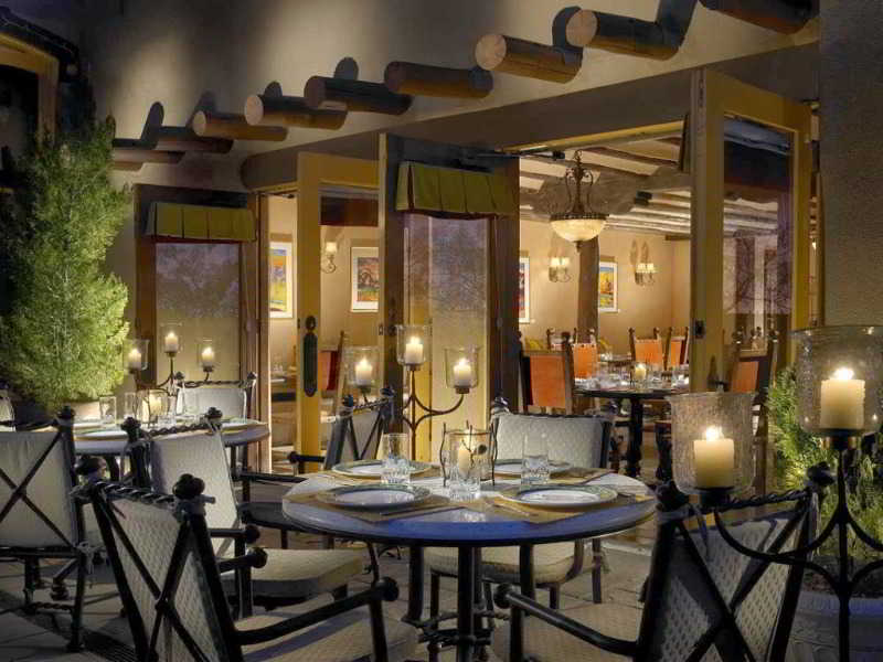 Restaurant La Posada De Santa Fe Resort & Spa