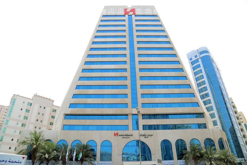 General view Swiss Belhotel Sharjah