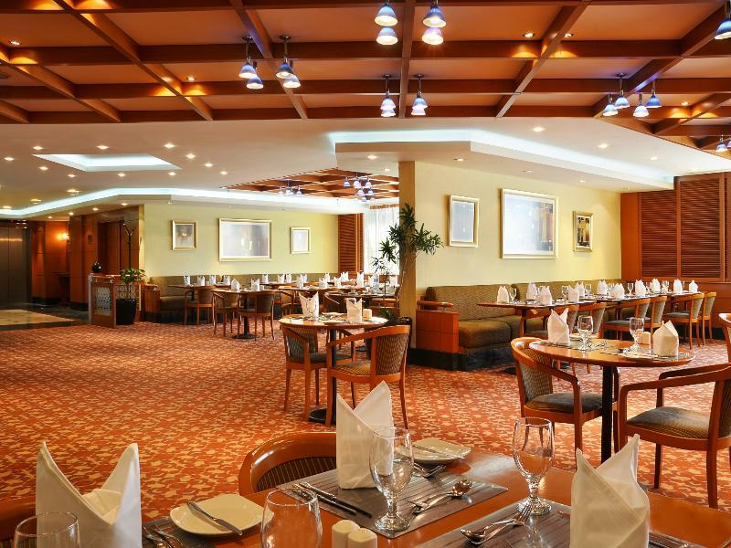 Restaurant Swiss Belhotel Sharjah