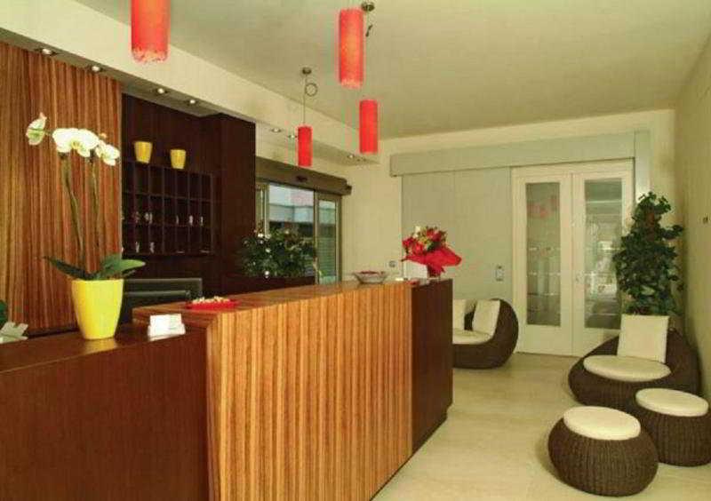 Lobby Hotel Pasha