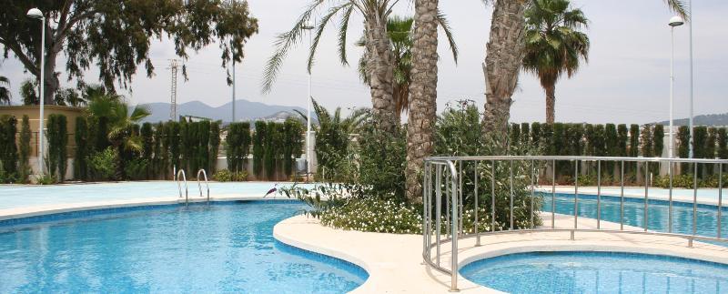 Pool Larimar