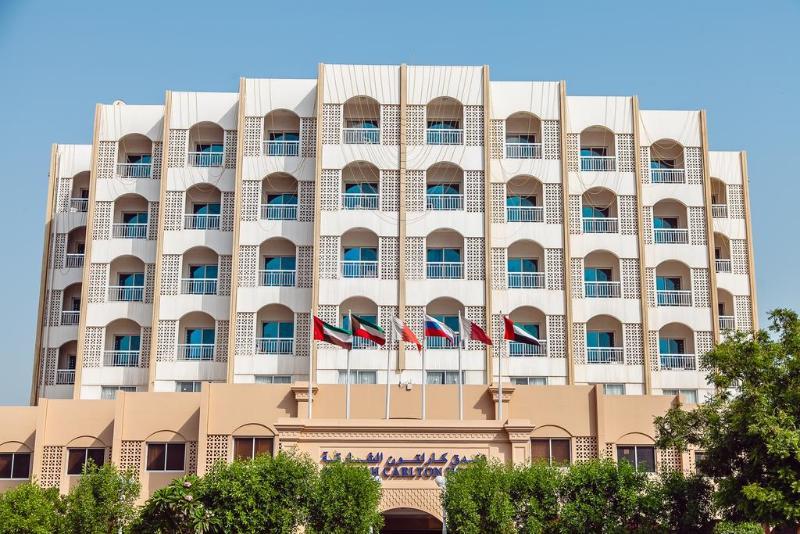 Sharjah Carlton Hotel - Hotel - 8
