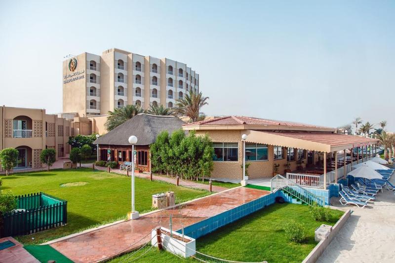 Sharjah Carlton Hotel - Hotel - 7