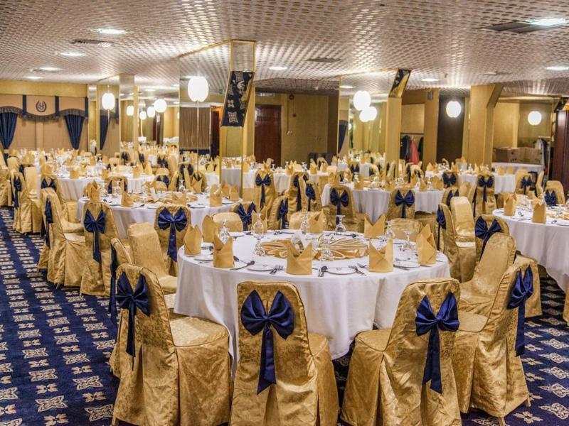 Sharjah Carlton Hotel - Sport - 15