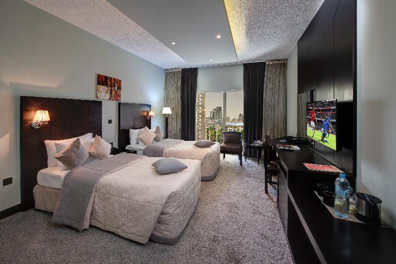 Sharjah Carlton Hotel - Room - 1