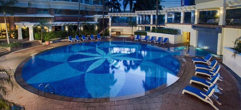 Pool Somerset Grand Citra