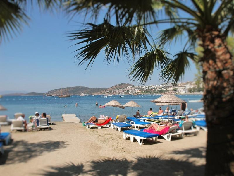 Cheap Holidays To Sami Beach Gumbet Gumbet