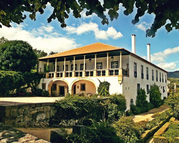 Hotel Rural Casa dos Viscondes da Várzea - Hotel - 2