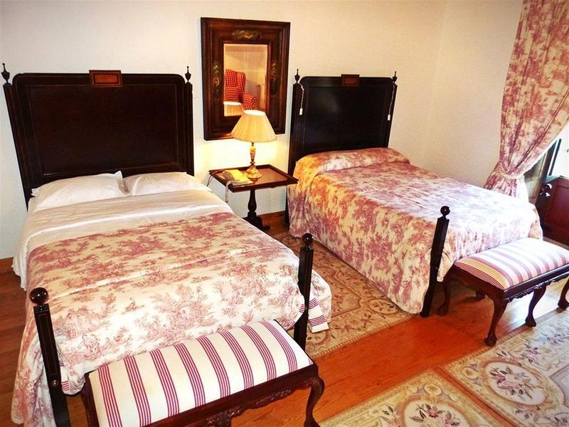 Hotel Rural Casa dos Viscondes da Várzea - Room - 7