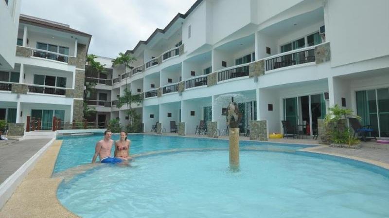 Pool Boracay Ocean Club Beach Resort