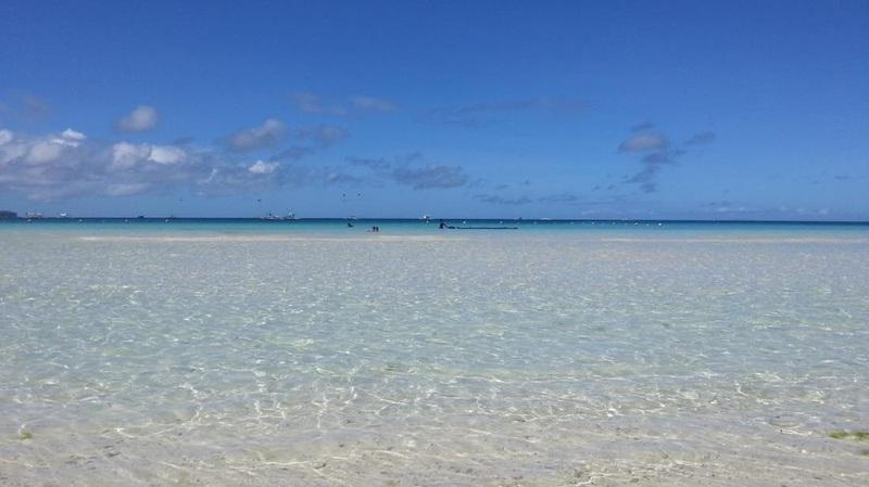 Beach Boracay Ocean Club Beach Resort