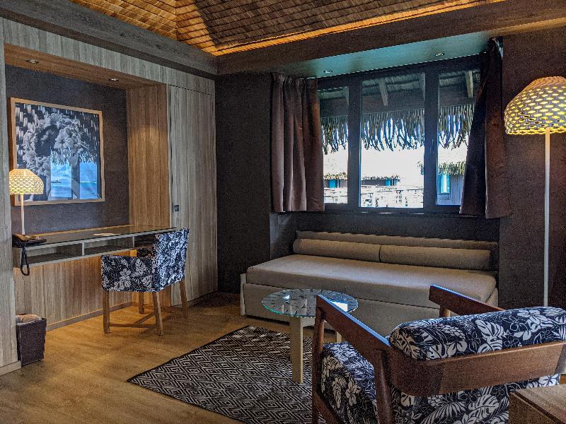 Room Intercontinental Tahiti Resort