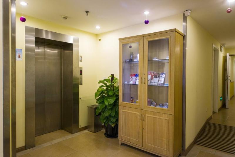 Lobby Home Inn Hutai Road