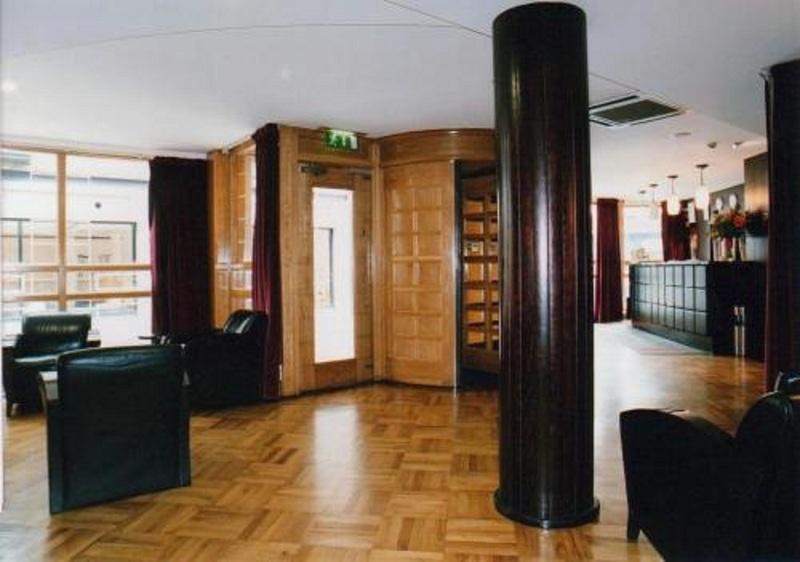 Lobby Paramount Hotel
