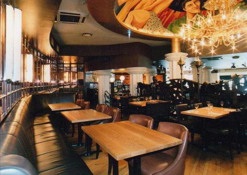 Restaurant Paramount Hotel