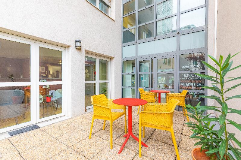 Lobby Appart City Lyon Villeurbanne