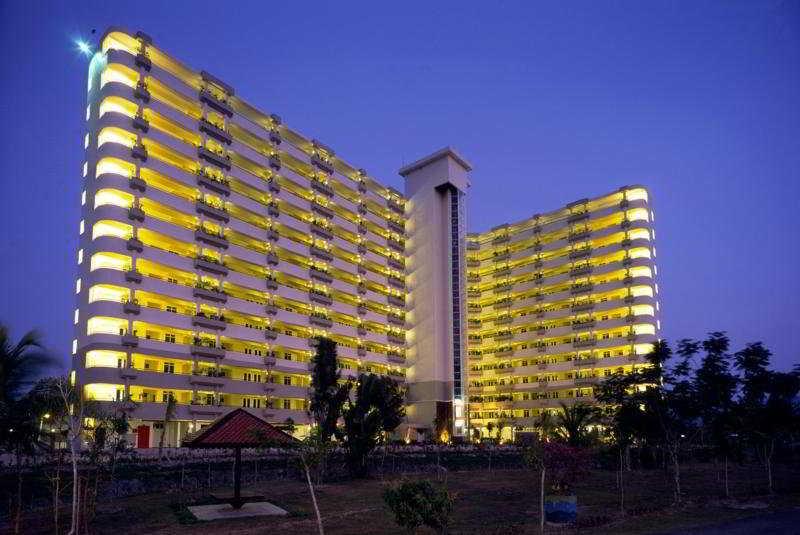 General view Century Suria Service Apartment, Langkawi