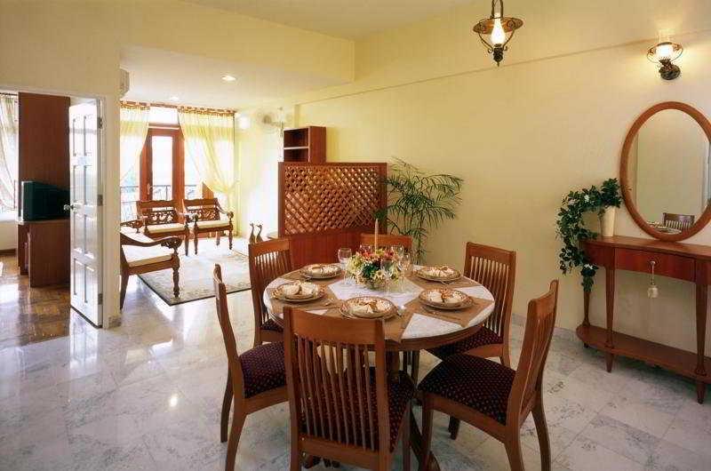 Room Century Suria Service Apartment, Langkawi
