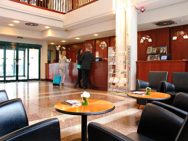 Foto del Hotel Arcotel Wimberger Vienna del viaje austria baviera 8 dias
