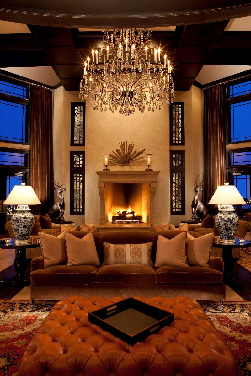 Lobby Waldorf Astoria Park City