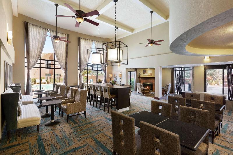 Lobby Hampton Inn Sedona
