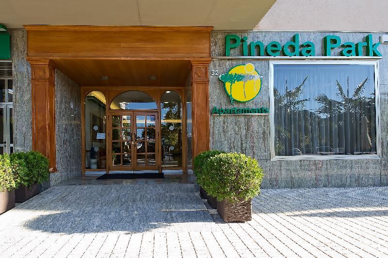 imagen de hotel Apartamentos Pineda Park