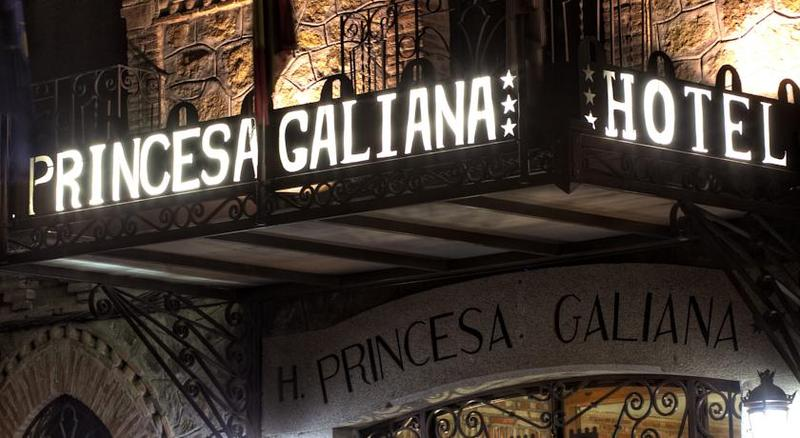 General view Princesa Galiana