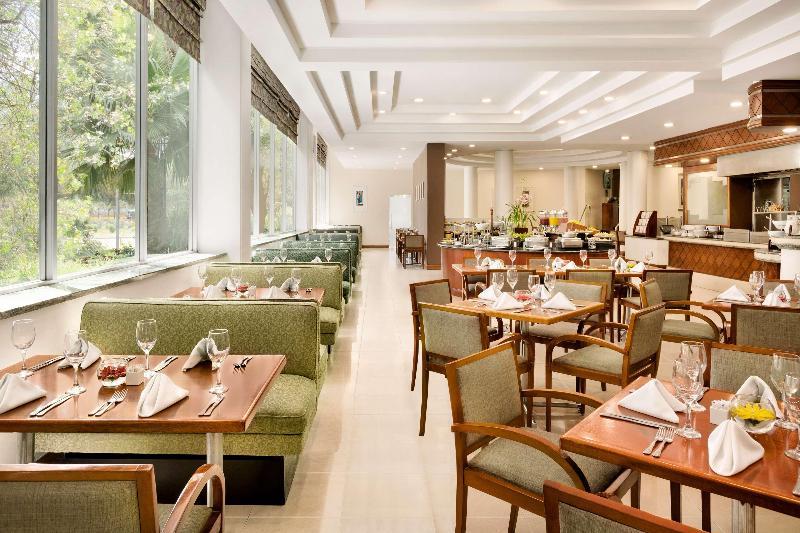 Restaurant Hilton Colon Quito