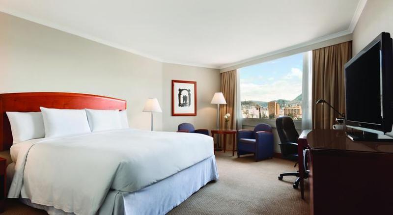 Room Hilton Colon Quito