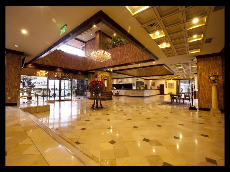 Lobby Swissotel Quito