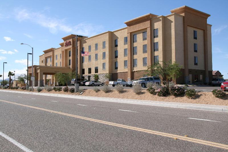 General view Hampton Inn And Suites Barstow