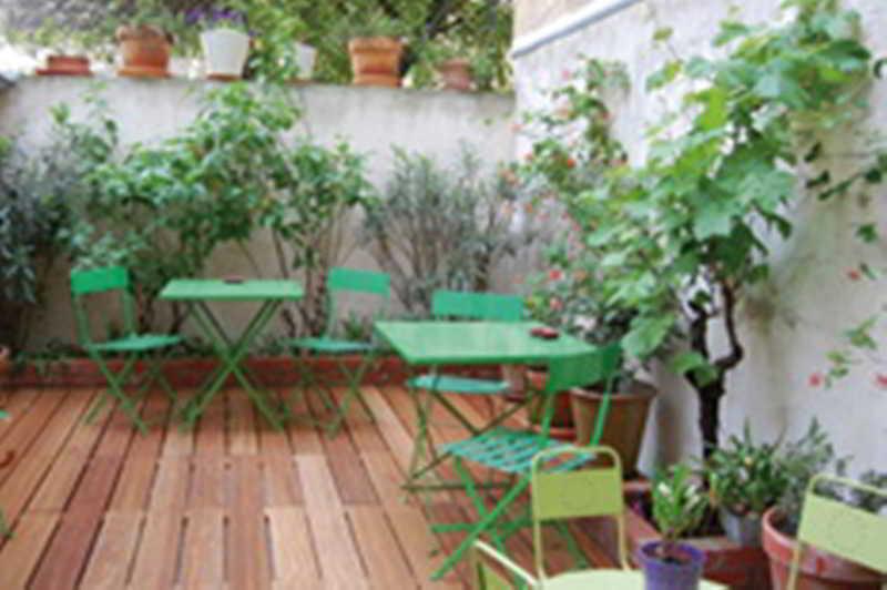 Lindner Am Ku'damm - Terrace - 8
