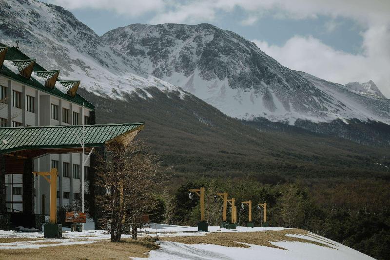 Foto del Hotel Del Glaciar del viaje argentina bellezas patagonia