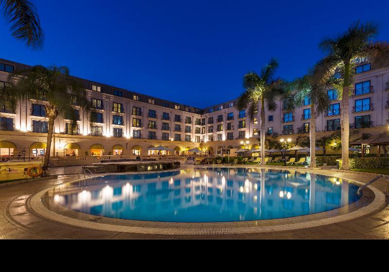 Pool Concorde El Salam