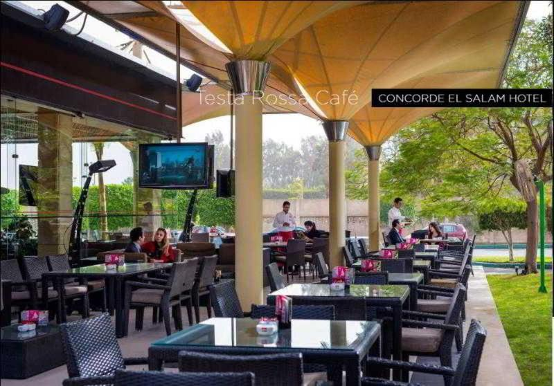 Restaurant Concorde El Salam