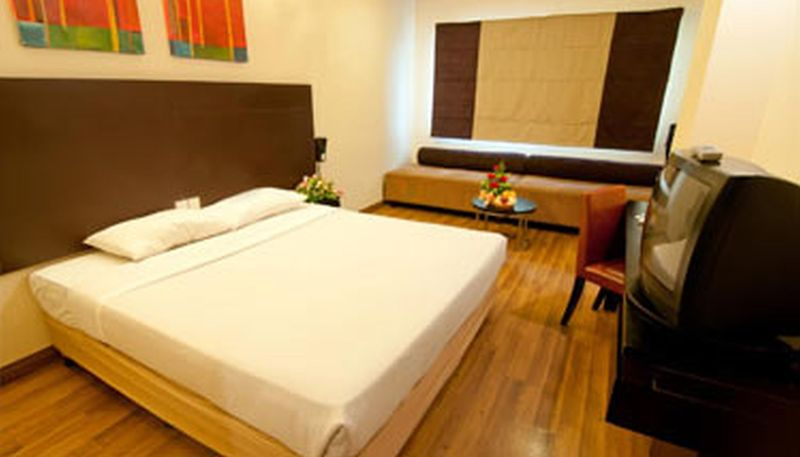 Best Price On Hotel Sentral Riverview Melaka In Malacca Reviews