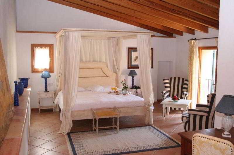 Room Hotel Rural Sa Galera