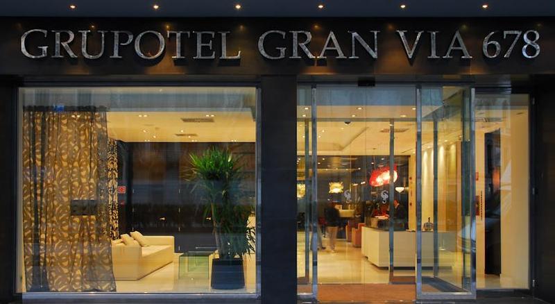 General view Grupotel Gran Via 678