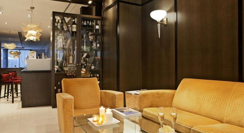 Lobby Grupotel Gran Via 678